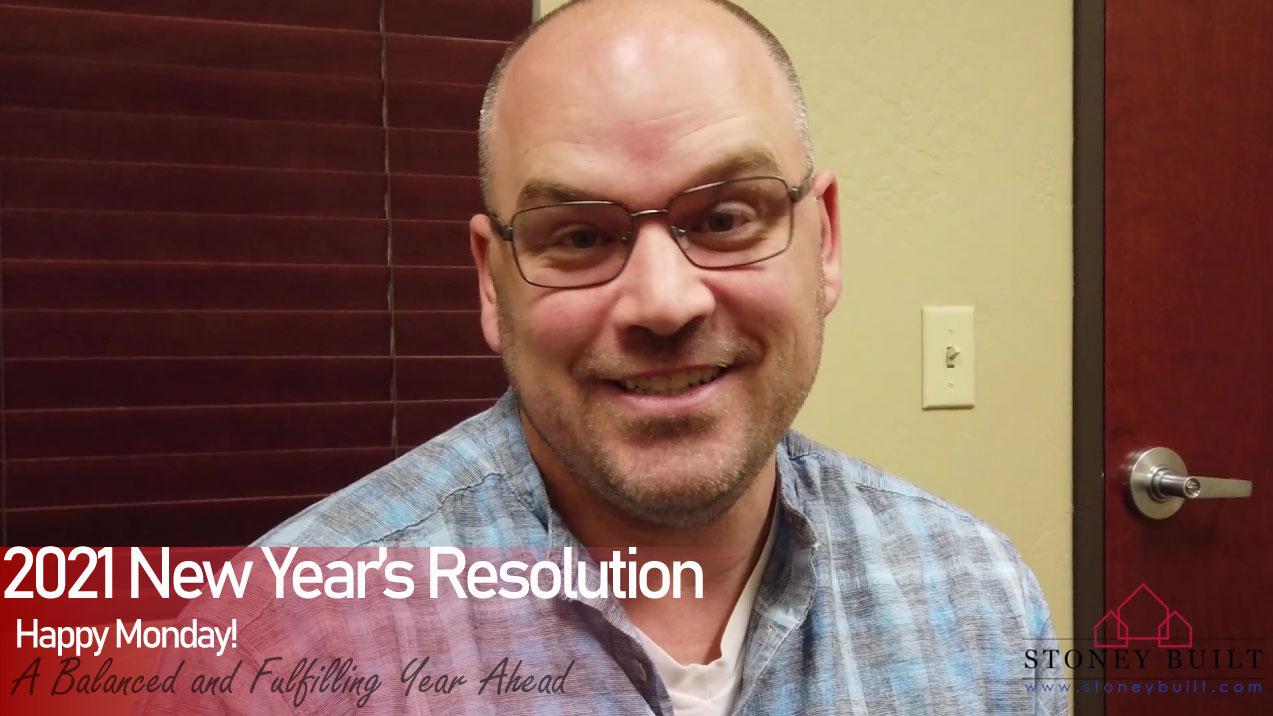 2021 New Years Resolution – Harmony